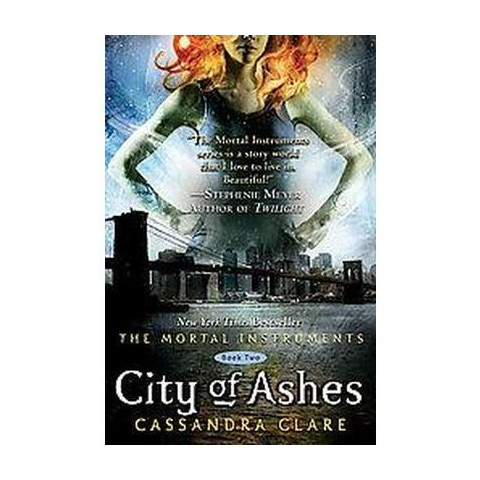 City of Ashes (Reprint) (Paperback)