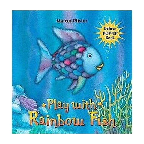 Play With Rainbow Fish (Hardcover)