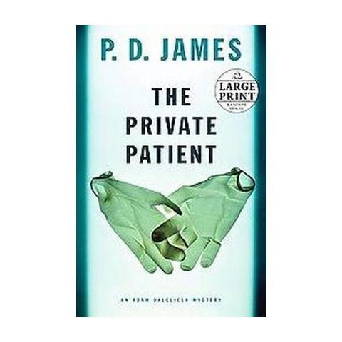Private Patient (Large Print) (Paperback)