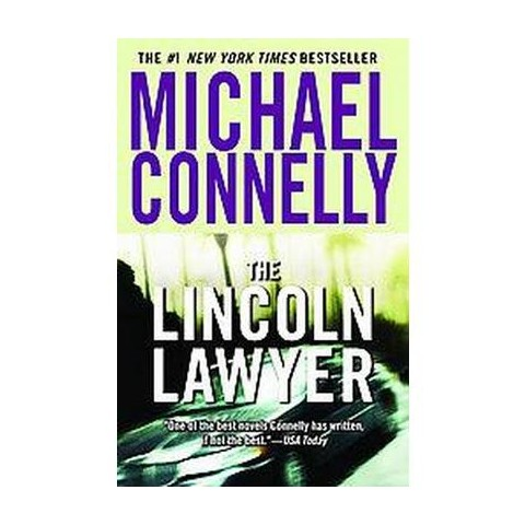 The Lincoln Lawyer (Reprint) (Paperback)