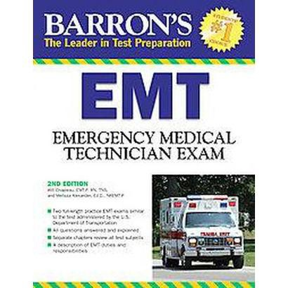 Barron's EMT Exam (Revised) (Paperback)