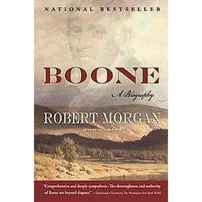 Boone (Reprint) (Paperback)