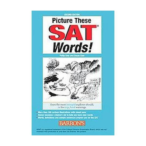 Picture These SAT Words! (Revised) (Paperback)