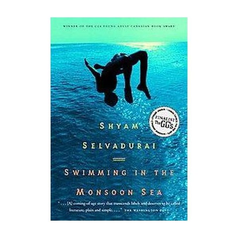 Swimming in the Monsoon Sea (Reprint) (Paperback)