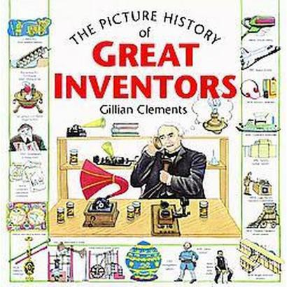 The Picture History of Great Inventors (Reprint) (Paperback)
