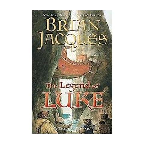 The Legend of Luke (Reissue) (Paperback)