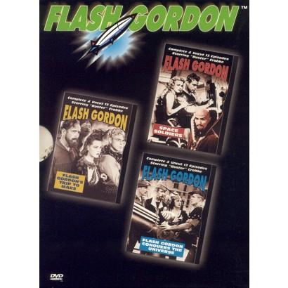 Flash Gordon: Space Soldiers/Flash Gordon's Trip to Mars/Flash Gordon Conquers the Universe (3