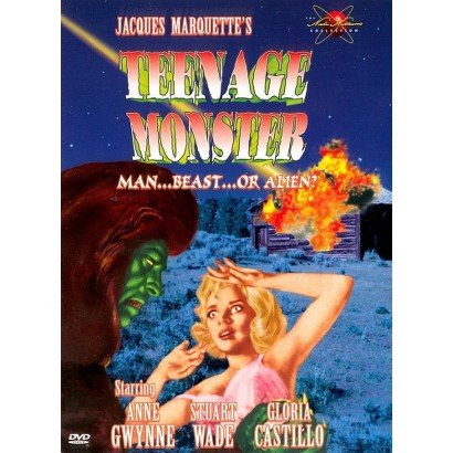 Teenage Monster (The Wade Williams Collection)