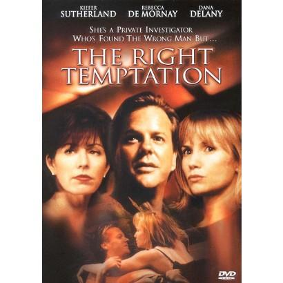 The Right Temptation (Fullscreen, Widescreen)