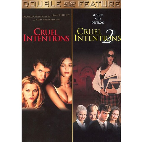 Cruel Intentions/Cruel Intentions 2 (2 Discs) (Fullscreen, Widescreen)