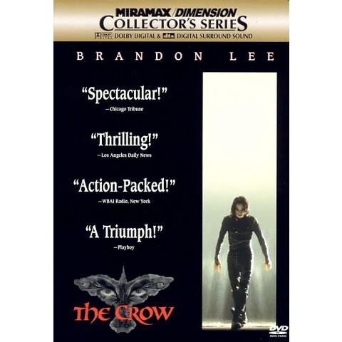 The Crow (2 Discs) (Widescreen) (Miramax/Dimension Collector's Series)