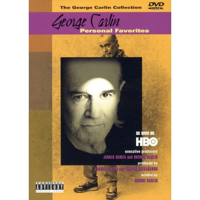 George Carlin: Personal Favorites (Special edition)
