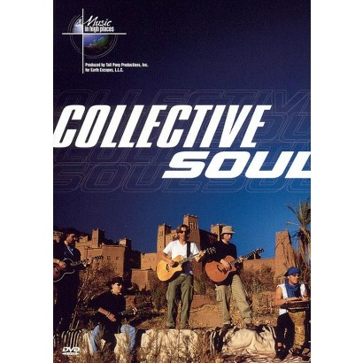 Music in High Places: Collective Soul - Live from Morocco (Widescreen)