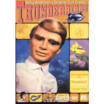 Thunderbirds, Set 4 (2 Discs) (R)