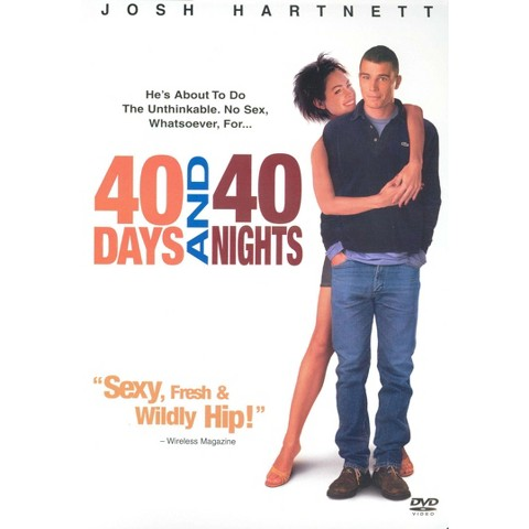 40 Days and 40 Nights (Widescreen)