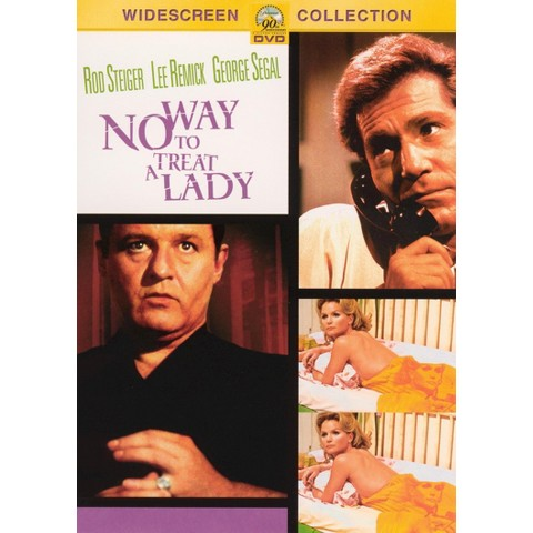 No Way to Treat a Lady (S) (Widescreen) (Widescreen Collection)