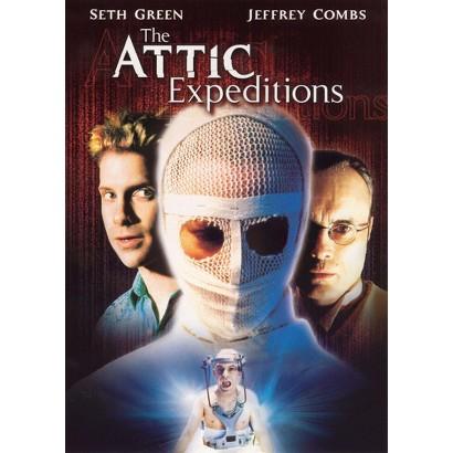 The Attic Expeditions (Widescreen, Fullscreen)