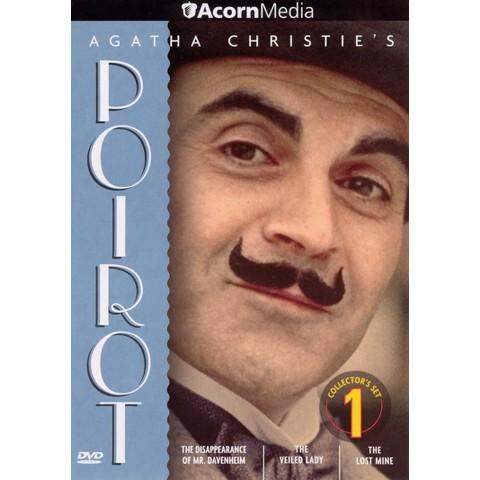 Poirot Collector's Set, Vol. 1