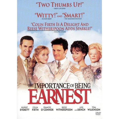 The Importance of Being Earnest (Widescreen)