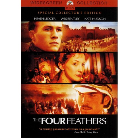 The Four Feathers [WS Special Collector's Editon]