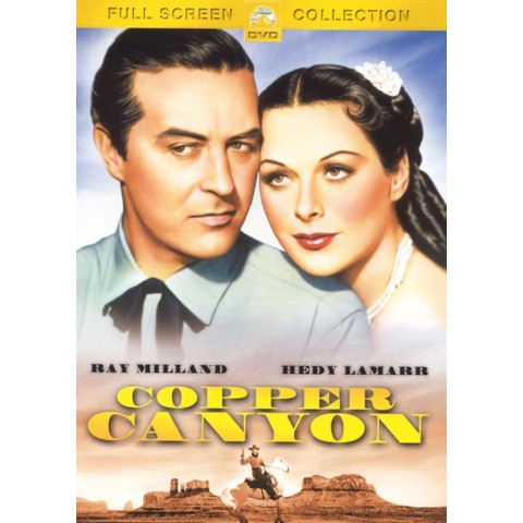 Copper Canyon (S) (Paramount Full-Screen Collection)