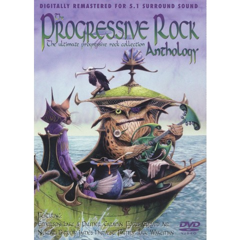 Progressive Rock Anthology