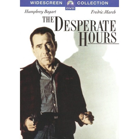 The Desperate Hours (S) (Paramount Widescreen Collection)