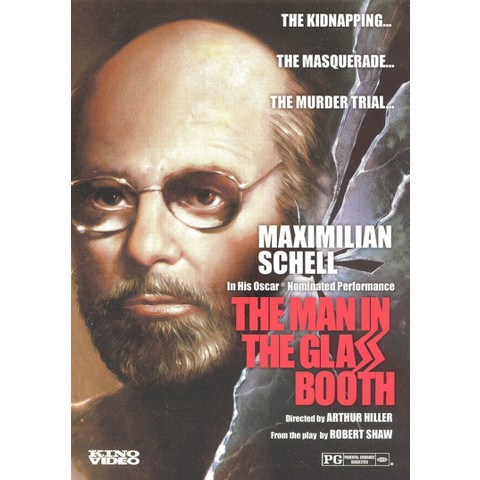 The Man in the Glass Booth (Widescreen)