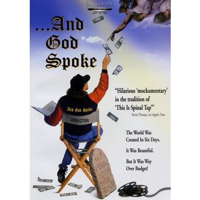 And God Spoke (Fullscreen)