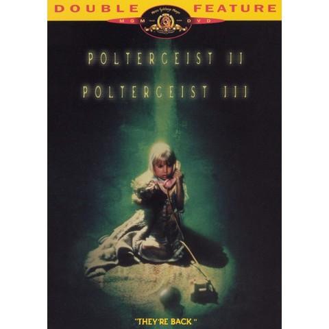 Poltergeist II/Poltergeist III (Widescreen)