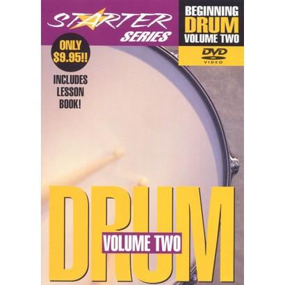 Beginning Drum, Vol. 2 (S) (Starter Series)