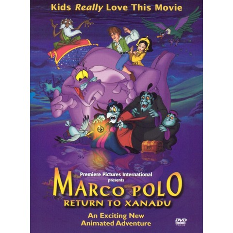 Marco Polo: Return to Xanadu (Widescreen)