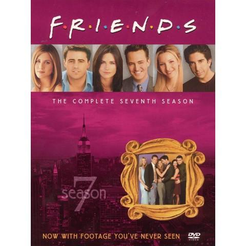 Friends: The Complete Seventh Season (4 Discs) (R)