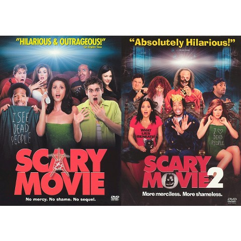 Scary Movie/Scary Movie 2 (2 Discs) (Widescreen)