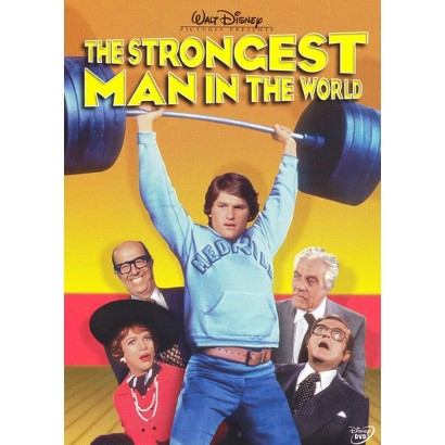 The Strongest Man in the World (Fullscreen)
