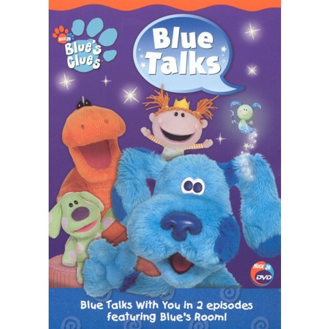 Blue's Clues: Blue Talks