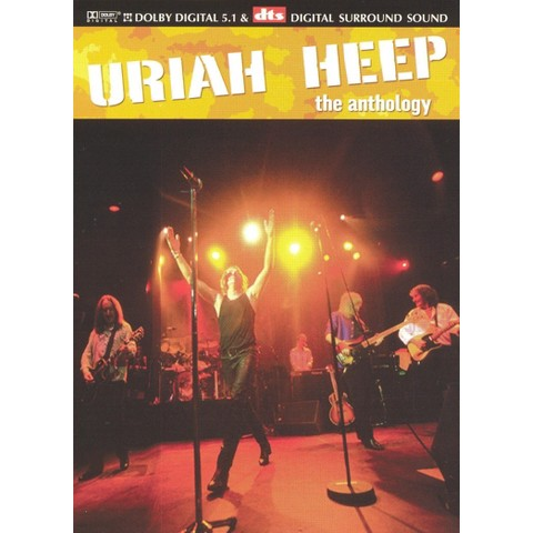 Uriah Heep: The Anthology (S) (Classic Rock Legends)