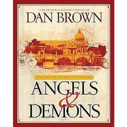 Angels & Demons (Illustrated) (Hardcover)