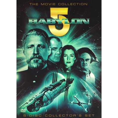 Babylon 5: The Movie Collection (5 Discs) (R) (Fullscreen)