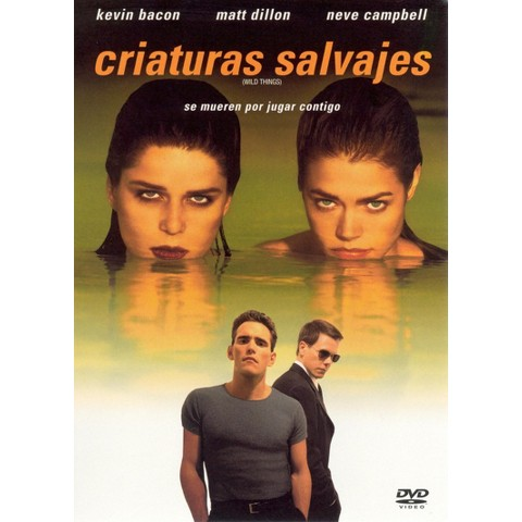 Criaturas Salvajes (Wild Things) (Fullscreen, Widescreen)