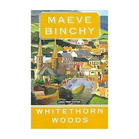 Whitethorn Woods (Large Print) (Paperback)