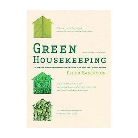 Organic Housekeeping (Reprint) (Paperback)
