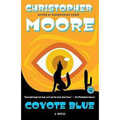 Coyote Blue (Reprint) (Paperback)