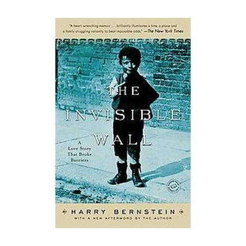 The Invisible Wall (Reprint) (Paperback)
