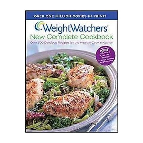 Weight Watchers New Complete Cookbook (Reprint) (Spiral)