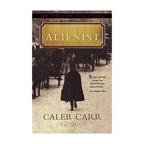 The Alienist (Reprint) (Paperback)