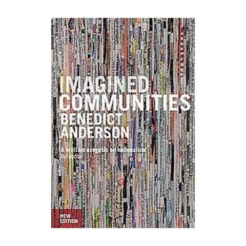 Imagined Communities (Revised) (Paperback)