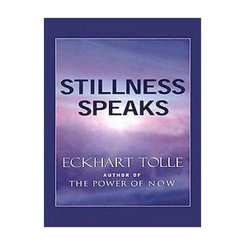 Stillness Speaks (Large Print) (Paperback)