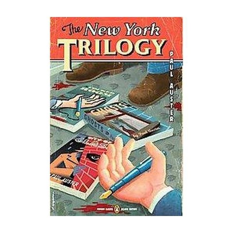 The New York Trilogy (Reissue) (Paperback)