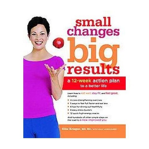 Small Changes, Big Results (Reprint) (Paperback)